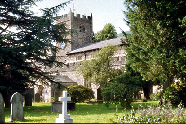 St Andrews Church, Sedbergh