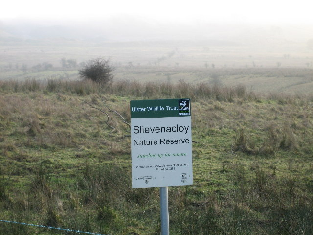 Slievenacloy Nature Reserve