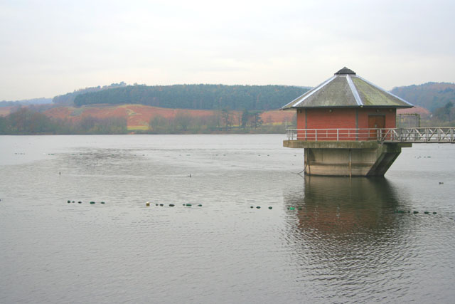 Cropston Reservoir, near Leicester