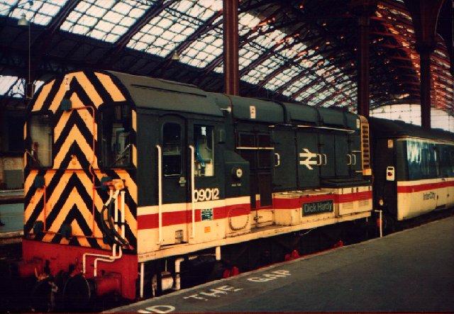 "0-6-0 Diesel Locomotive ""Dick Hardy"""