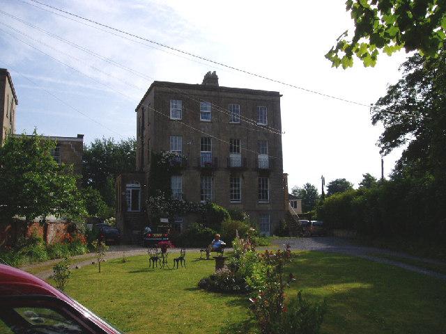 A night's stay near Melksham