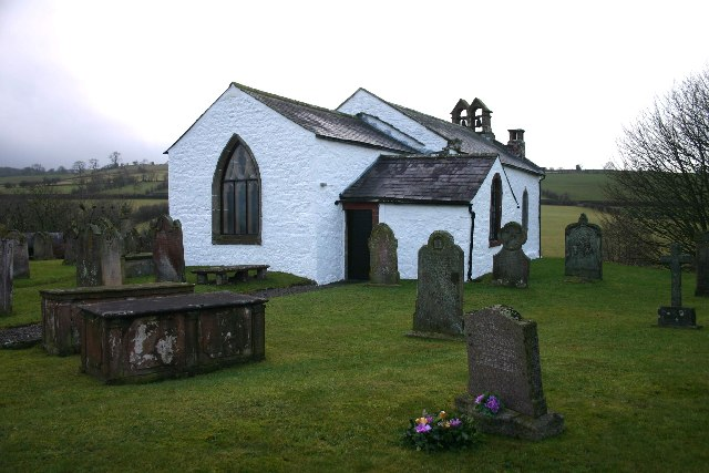 St James Church Uldale