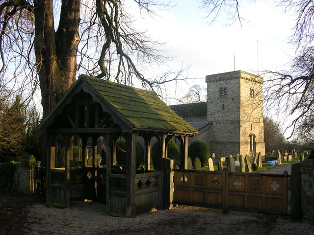 St Michael and All Angels Church, Middleton Tyas