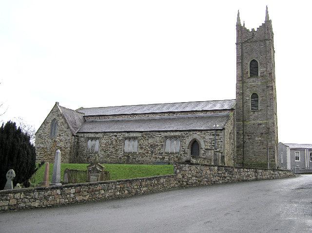 St. Lugadius Church of Ireland, Lifford, Co. Donegal