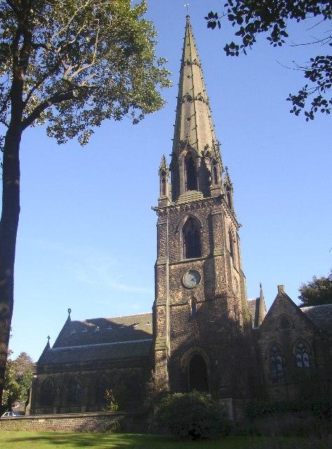 Former Unitarian Church, Todmorden