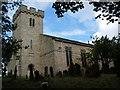 NZ1855 : St. Margaret's Church, Tanfield by Stephen Daglish