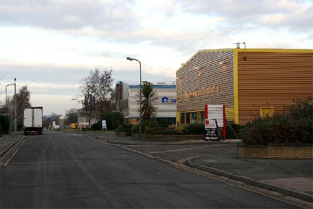Parkwood Industrial Estate
