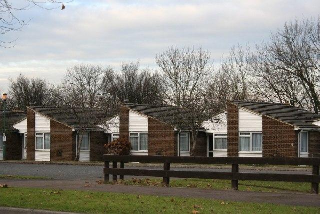 Sheltered housing for OAPs