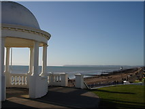 TQ7407 : Bexhill-on Sea East Sussex Christmas Day by Janet Richardson