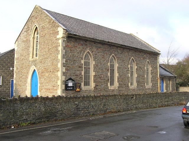 Warmley, South Gloucestershire, Congregational Church