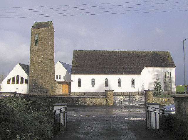 Holy Trinity Church of Ireland, Dromore