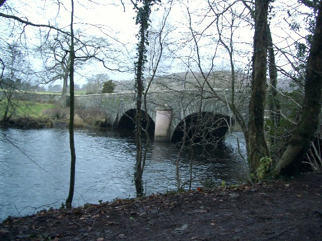 Low Wood Bridge, over River Leven