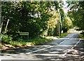 NZ1031 : Road through Bedburn by Vivienne Smith