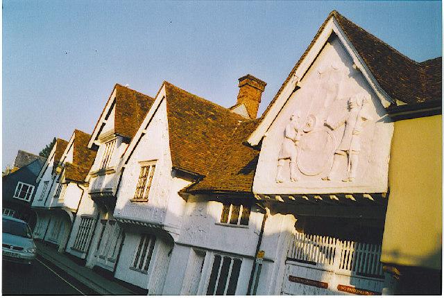 The Sun Inn, Saffron Walden