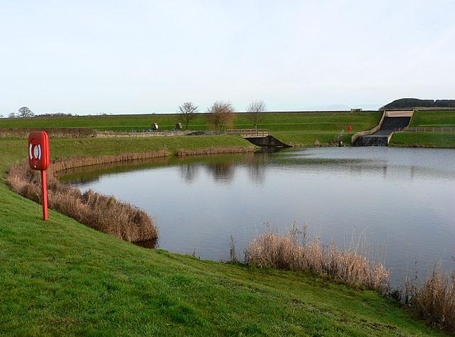 Whittle Dene Reservoir, Northumberland