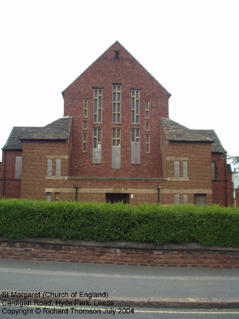 St Margaret's Church, Cardigan Road, Leeds