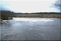 NX5987 : Polmaddy Gravel Pits by Brian Joyce