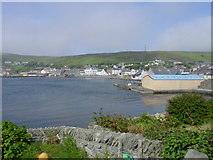 HU4039 : Scalloway Waterfront by Colin Park