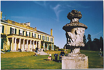 TQ1352 : Polesden Lacey, the South Front by Colin Smith