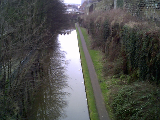 Shropshire Union Canal from the Northgate