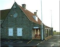 NO5608 : Entrance to Scotland's Secret Bunker by James Allan