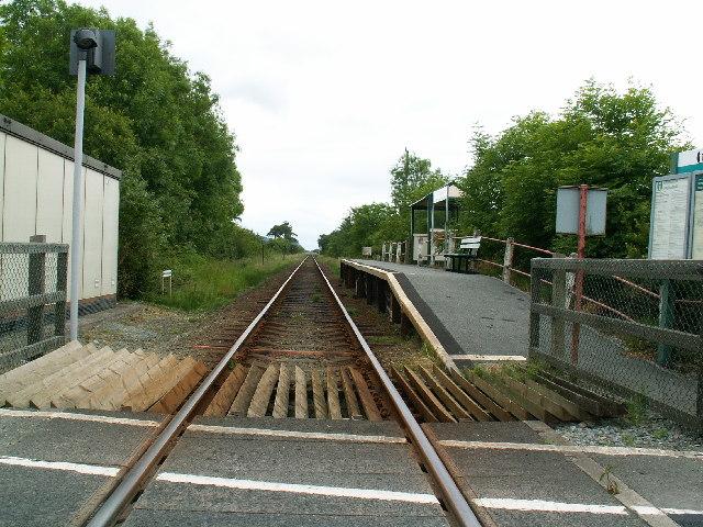 Tygwyn station