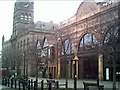 SJ4066 : Chester Town Hall and Library by chestertouristcom