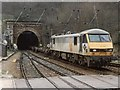 TM1543 : Stoke Hill Tunnel by Dave Hitchborne