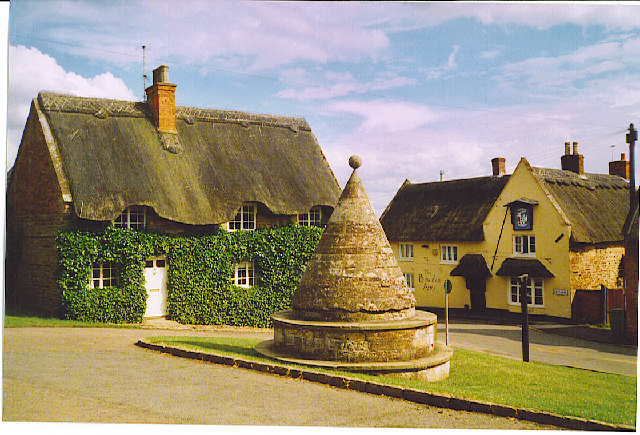 Butter Cross, Hallaton