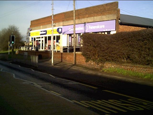 Ewloe Shops