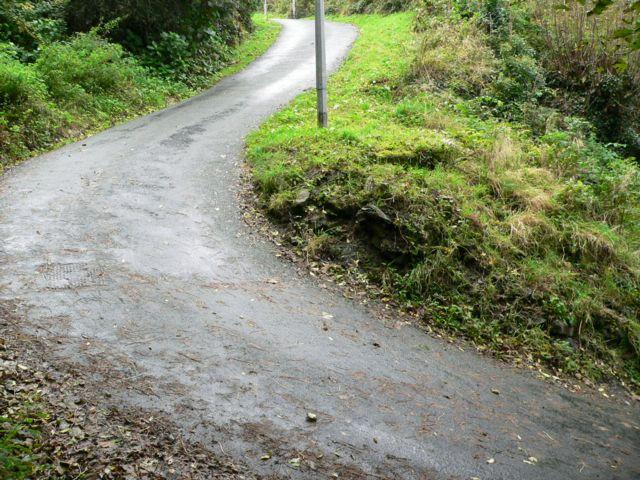 Steepest Road in the UK, Ffordd Penllech, Harlech.