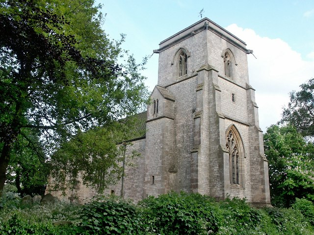 St Peter & St Lawrence, Wickenby