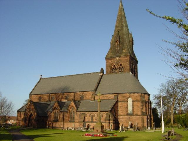 St Barnabas, Bromborough
