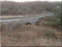 SH1727 : Bridge over Afon Cyllyfelin by David Medcalf