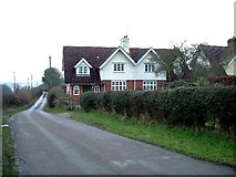 SP9409 : Wood Row, Crawley's Lane near Wigginton by Rob Farrow