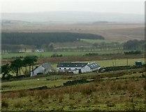 NS6829 : Middlefield farm by Gordon Brown