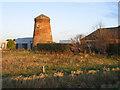TF2241 : North End Mill, Swineshead, Lincs by Rodney Burton