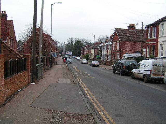 Silverdale Road, Tunbridge Wells by N Chadwick