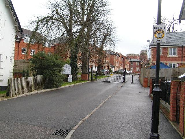 Former Royal Earlswood Hospital