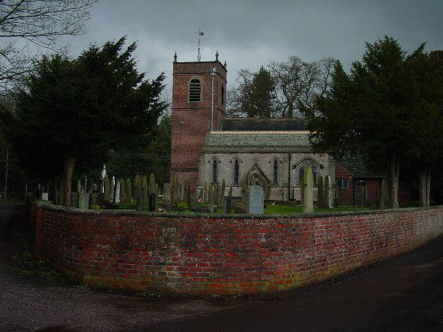 St Peters Church, Swettenham