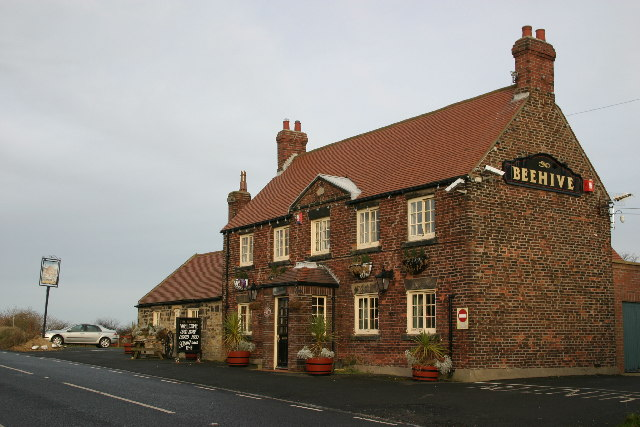 The Beehive public house