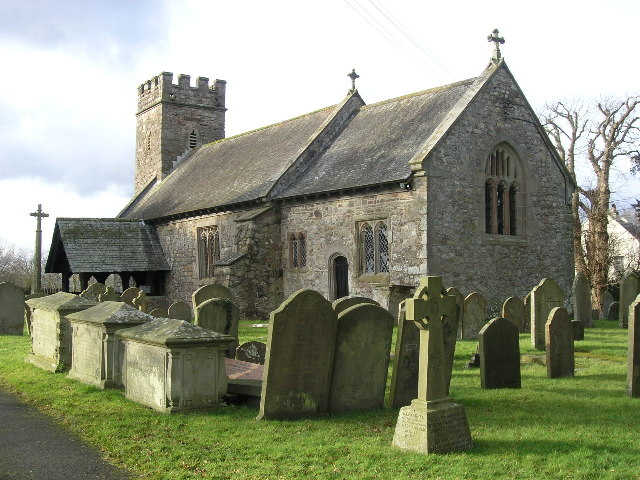 Bryngwyn - St Peter's Church