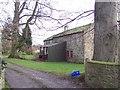 SE1985 : Buildings at Kilgram Grange by Chris Heaton