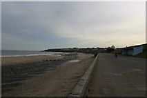 NZ3573 : Whitley Bay promenade from the Rendezvous Cafe by Phil Thirkell