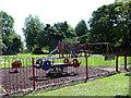 NZ2871 : Kiddies play area. by Chris Tweedy