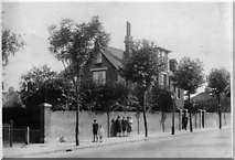 TQ2672 : The Red House, 64 Burntwood Lane, Earlsfield, London SW17 by William Thomas Pinnell
