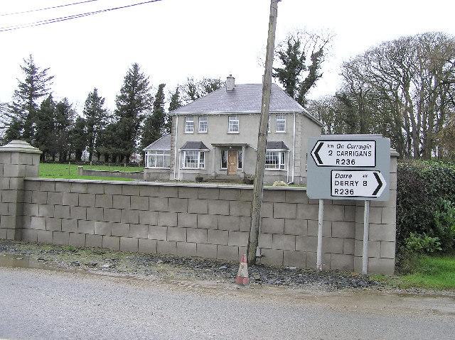 Dunmore Townland