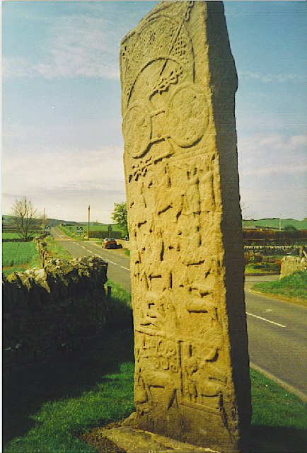 Pictish Standing Stone Aberlemno 169 Colin Smith