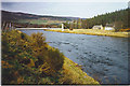 NO3496 : Polhollick Bridge and River Dee, west of Ballater by Colin Smith