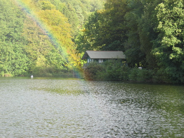 Gatcombe Water and boat house